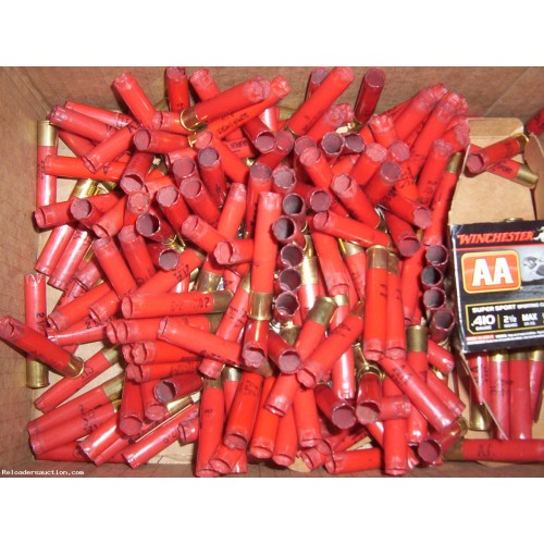150 Once Fired .410 AA Hulls