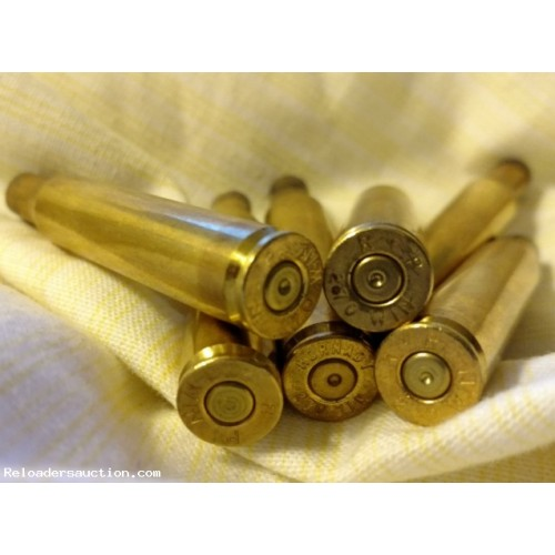 (200) Count .270 WIN Brass, Once-Fired, FREE Shipping!