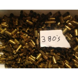 380 fired brass 500 count