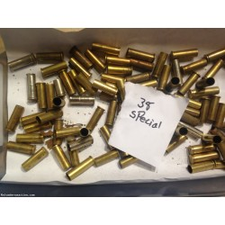 38 special brass - 500 count