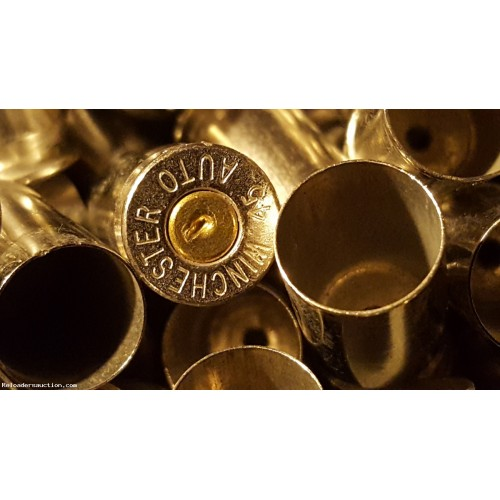 45 ACP, Winchester, 515ct. Nickel
