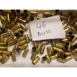 45 auto reload brass  1000 count