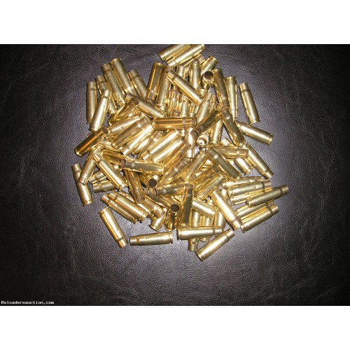 7.62X39MM  120 1X FIRED CASES, BOXER PRIMED