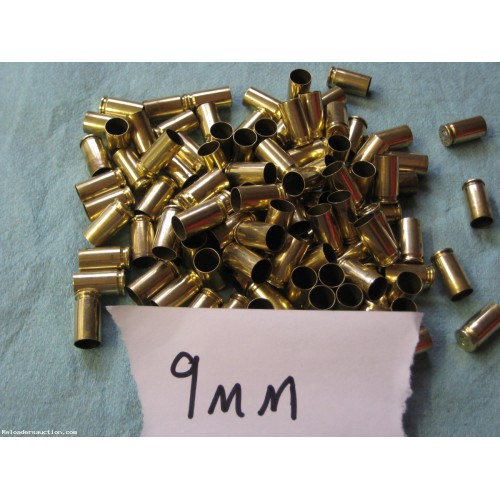 1000 9mm BRASS
