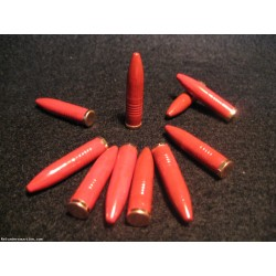 .309 230gr. AL/COP gas checked GRN & RED Lead cast Bullets 200pk  ( 300 Blackout )