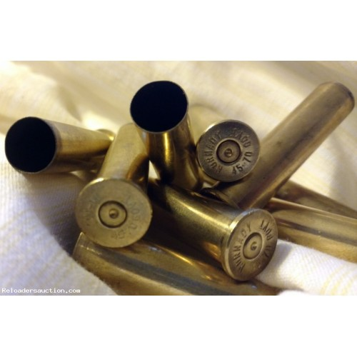 (100) Count 45-70 Govt. Brass, Once-Fired.  FREE Shipping.