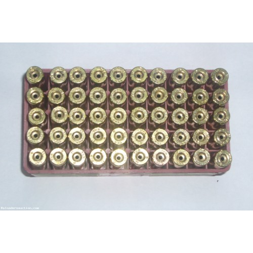 1000 - Once Fired WMA 15 (Winchester Q3131 Nato) 5.56mm/.223 brass casings.....