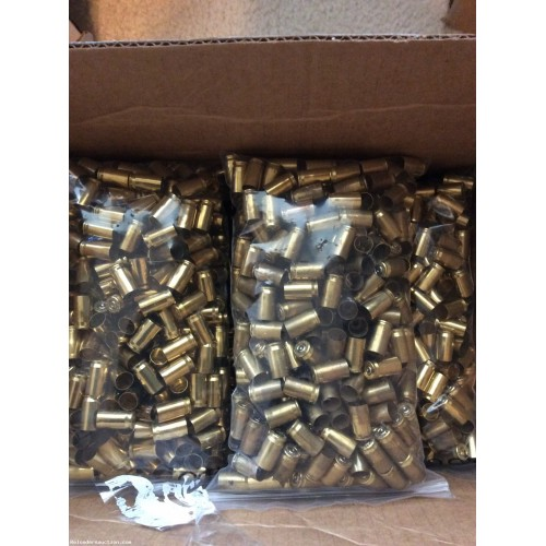 .380 Clean Brass 4800+ pcs.