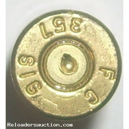 357 Sig Once Fired Brass 500 count
